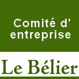 reference comite d entreprise Le Bélier